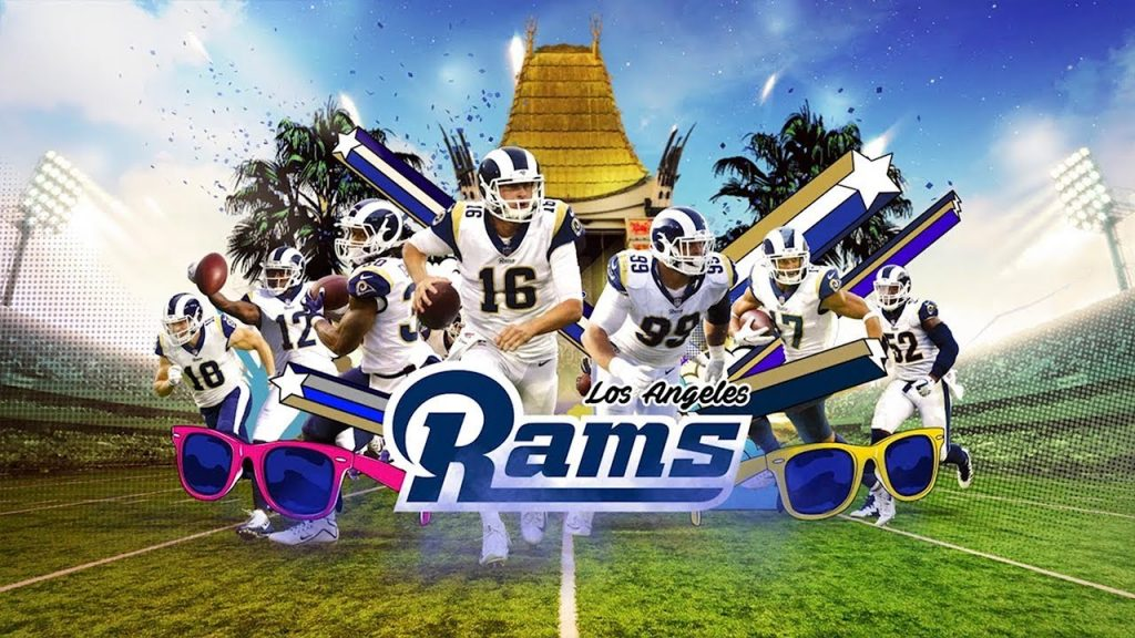 rams playoff nfl  championship