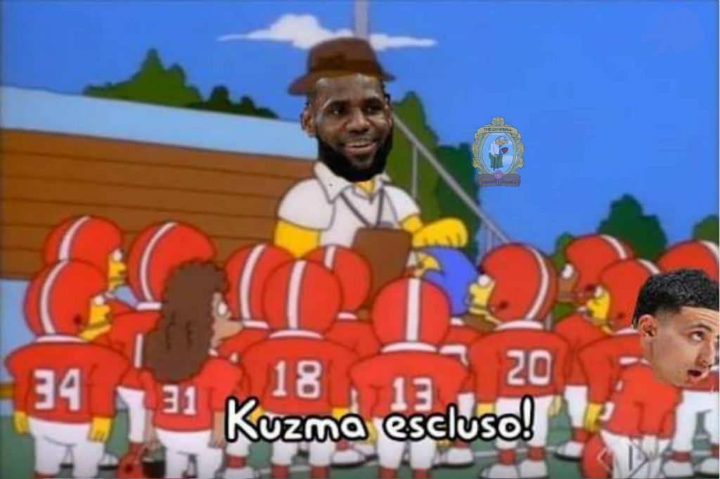 Homer Lebron james meme 6