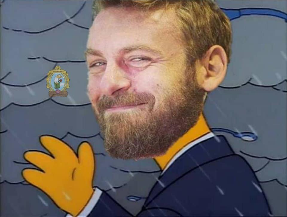 meme de rossi
