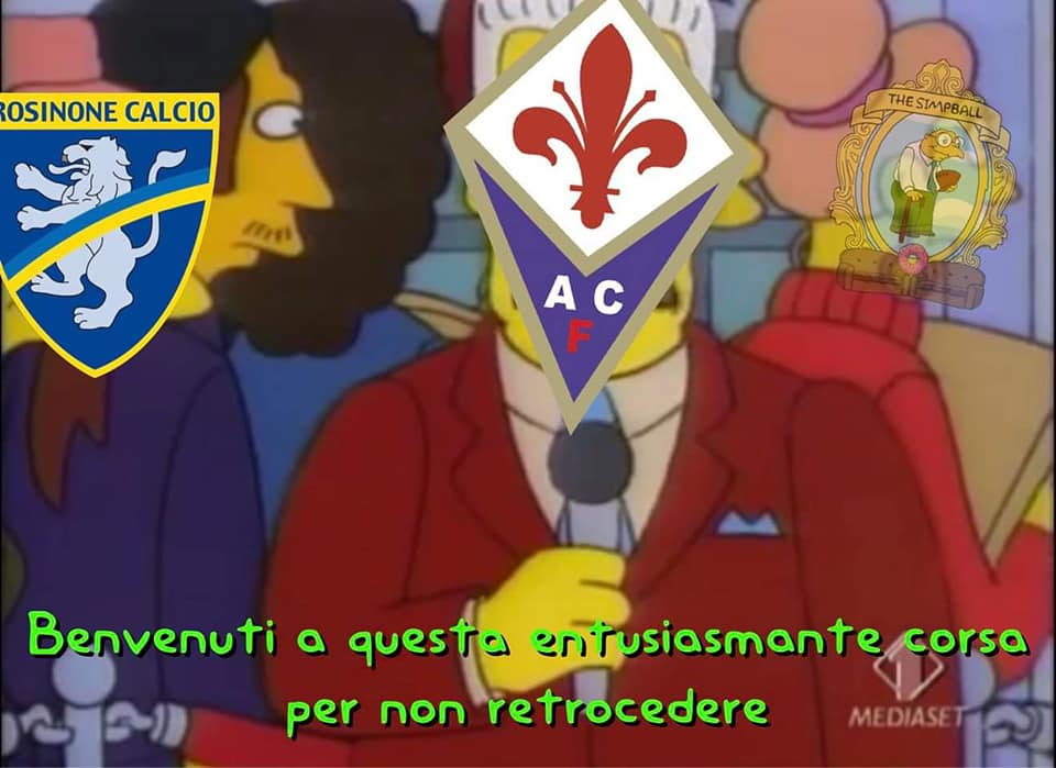 meme salvezza Serie A