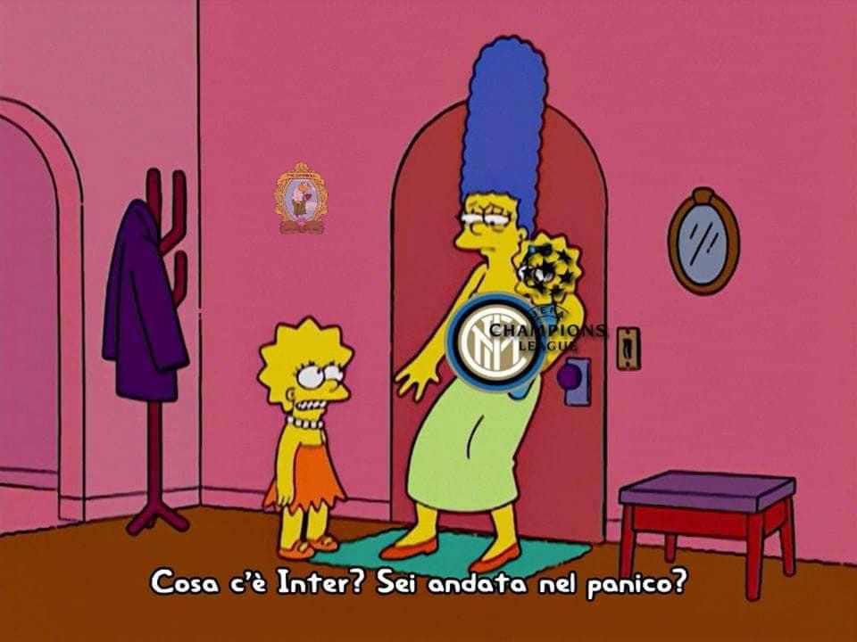meme inter champions league