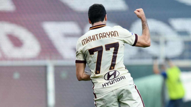 gol più belli serie a Henrikh-Mkhitaryan-Roma
