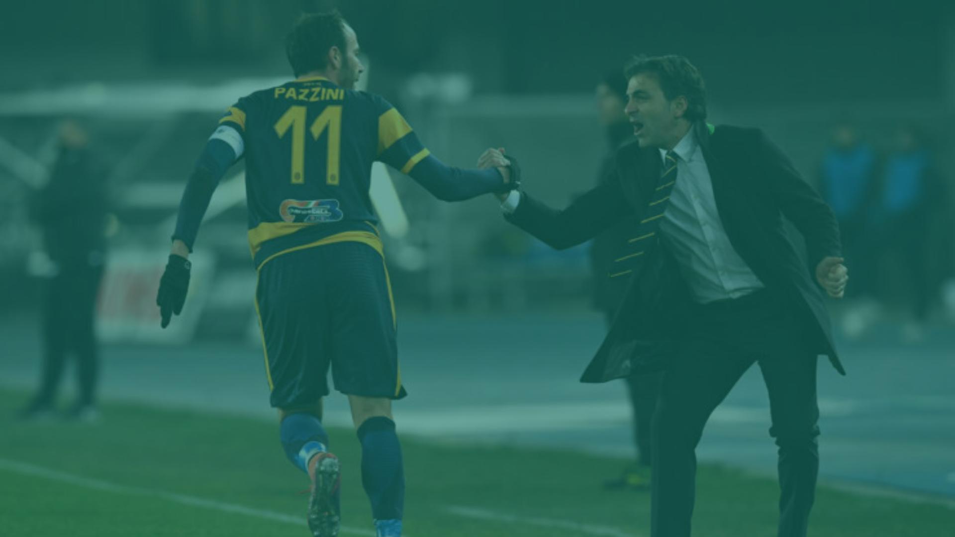 Fabio Pecchia Hellas Verona