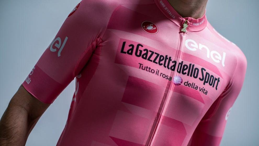 Maglia Rosa 2019 del Giro d'Italia