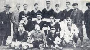 Roma vittoria Coppa Coni