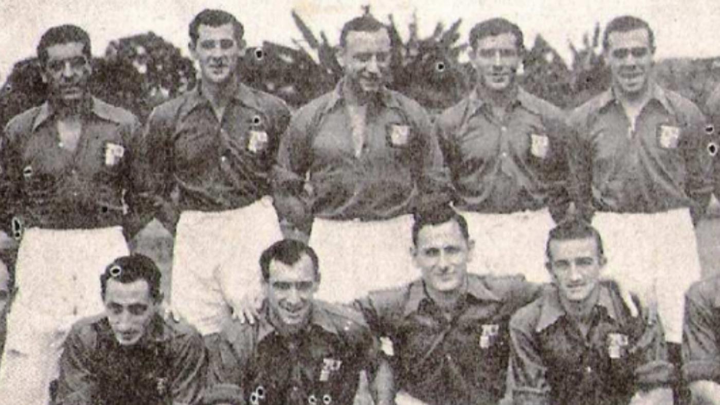 Atletich Bilbao foto antica