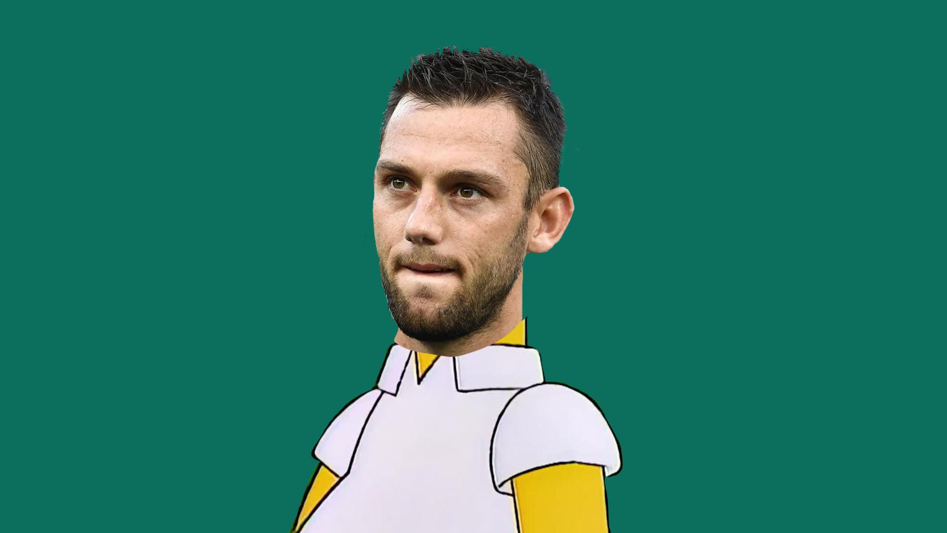 Meme calcio De Vrji