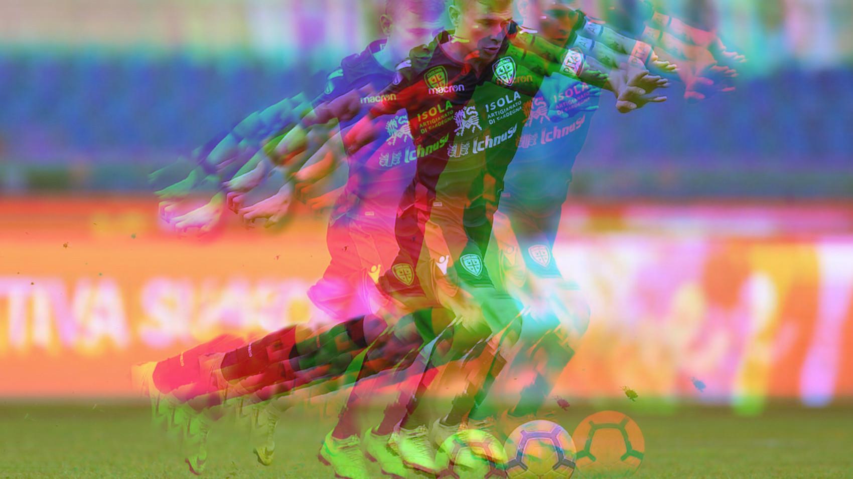 Niccolò Barella arte e calcio