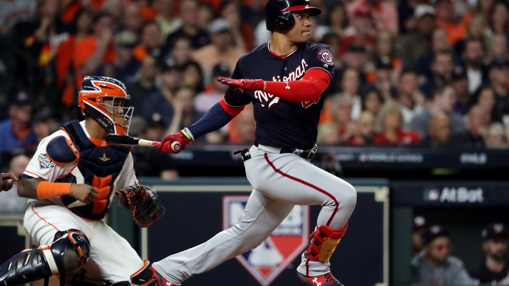 World Series - Washington Nationals v Houston Astros - Game One
